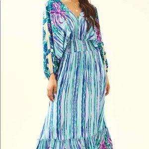 Lilly Pulitzer Alisha Midi Dress